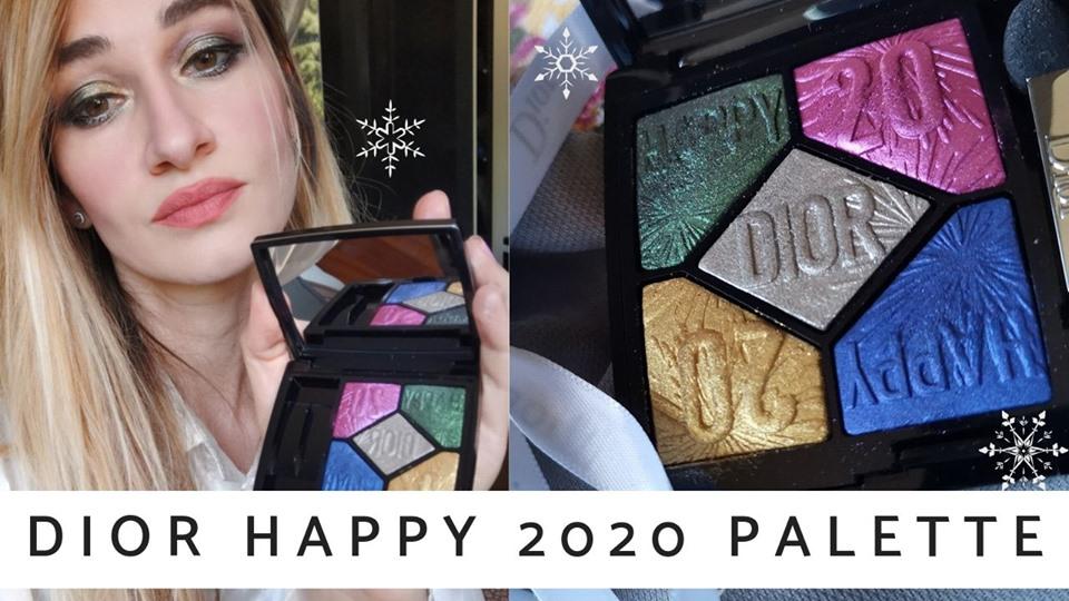 DIOR makeup Holiday 2019