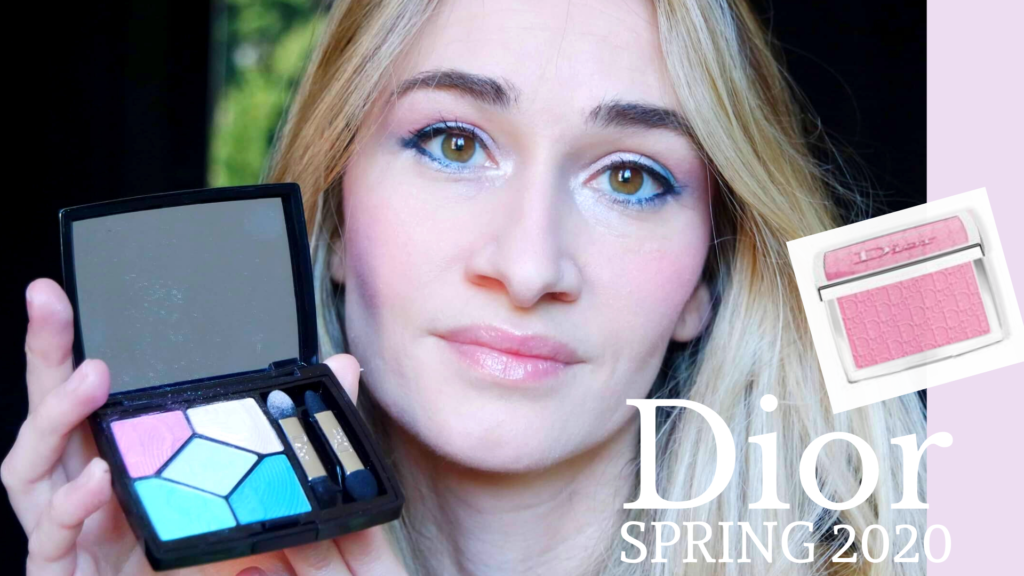 Dior Spring makeup 2020