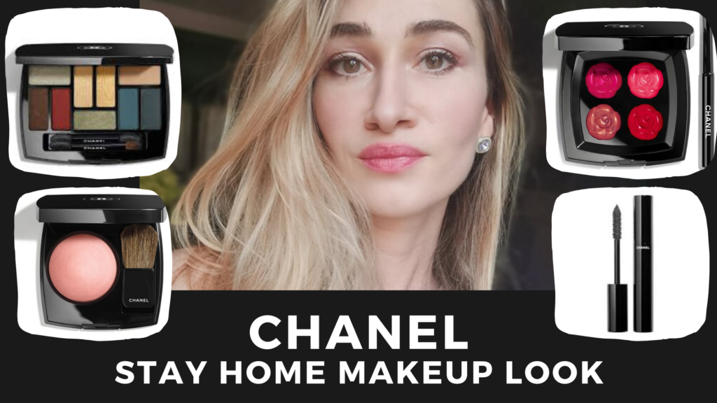 Chanel Makeup Videocall Zoom