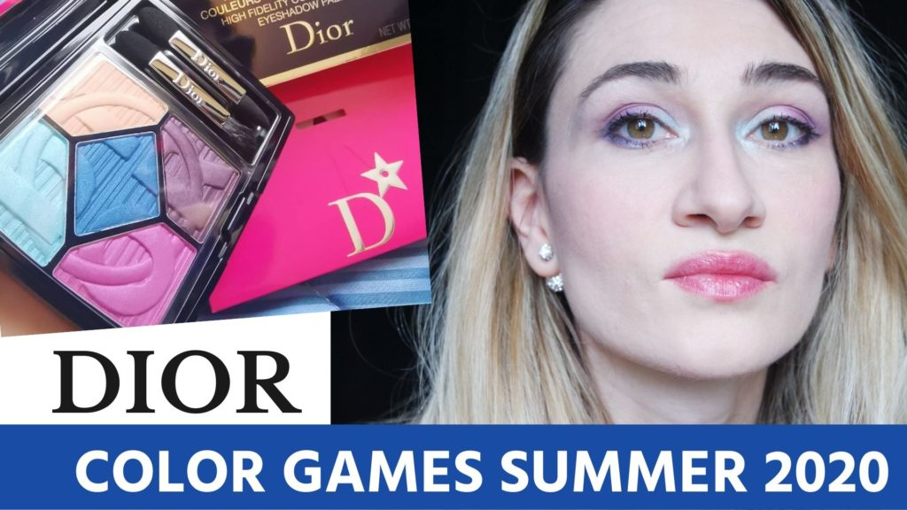 Dior summer 2020 makeup
