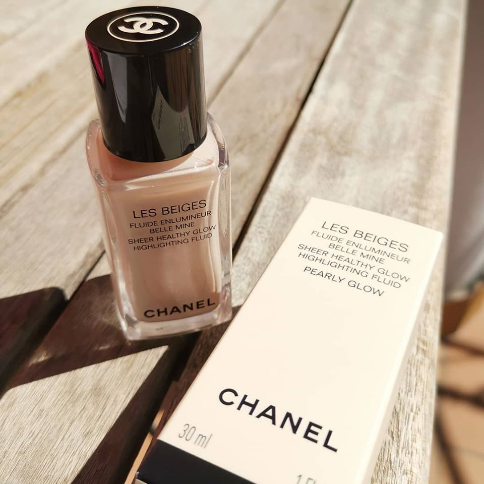 Chanel Les Beiges 2020 makeup