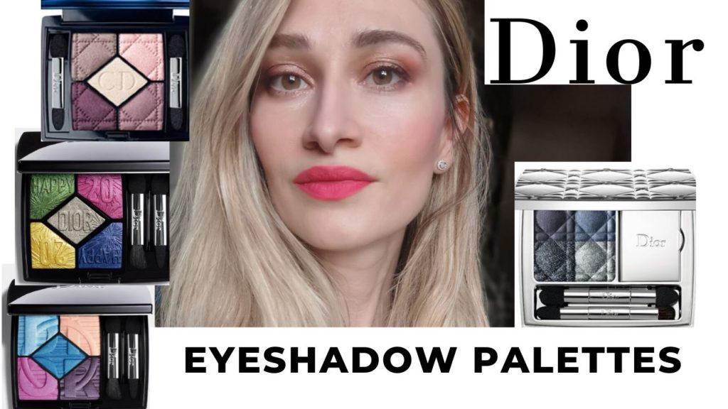 Dior Eyeshadow Palettes
