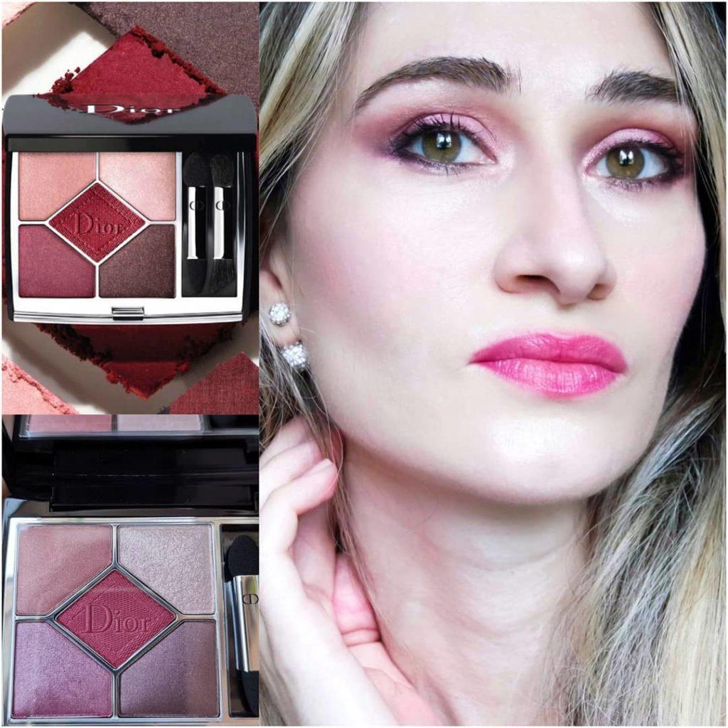 Dior eyeshadow palettes 2020
