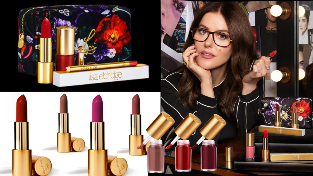 Lisa Eldridge new lipsticks 2020