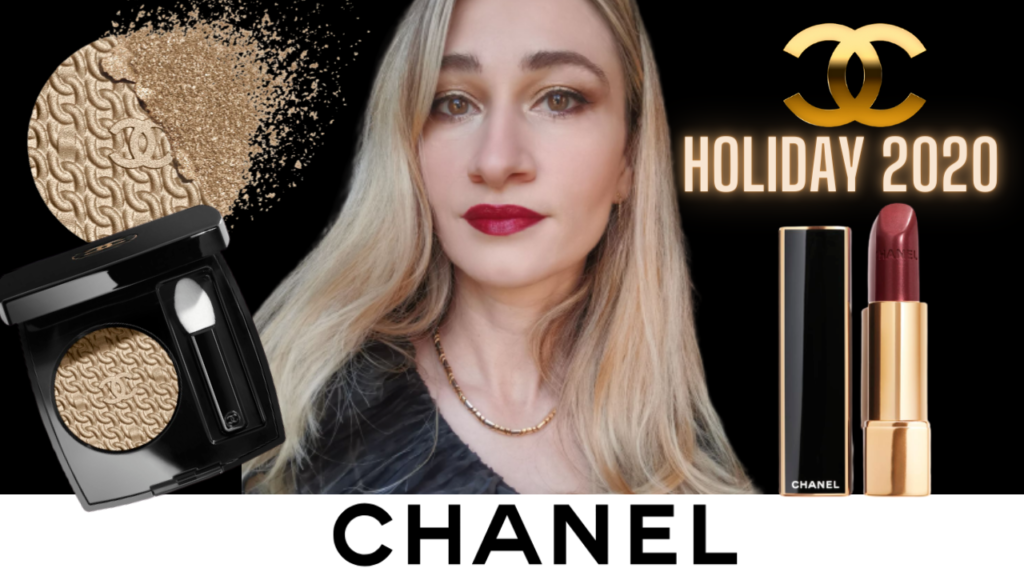 CHANEL Holiday 2020 makeup