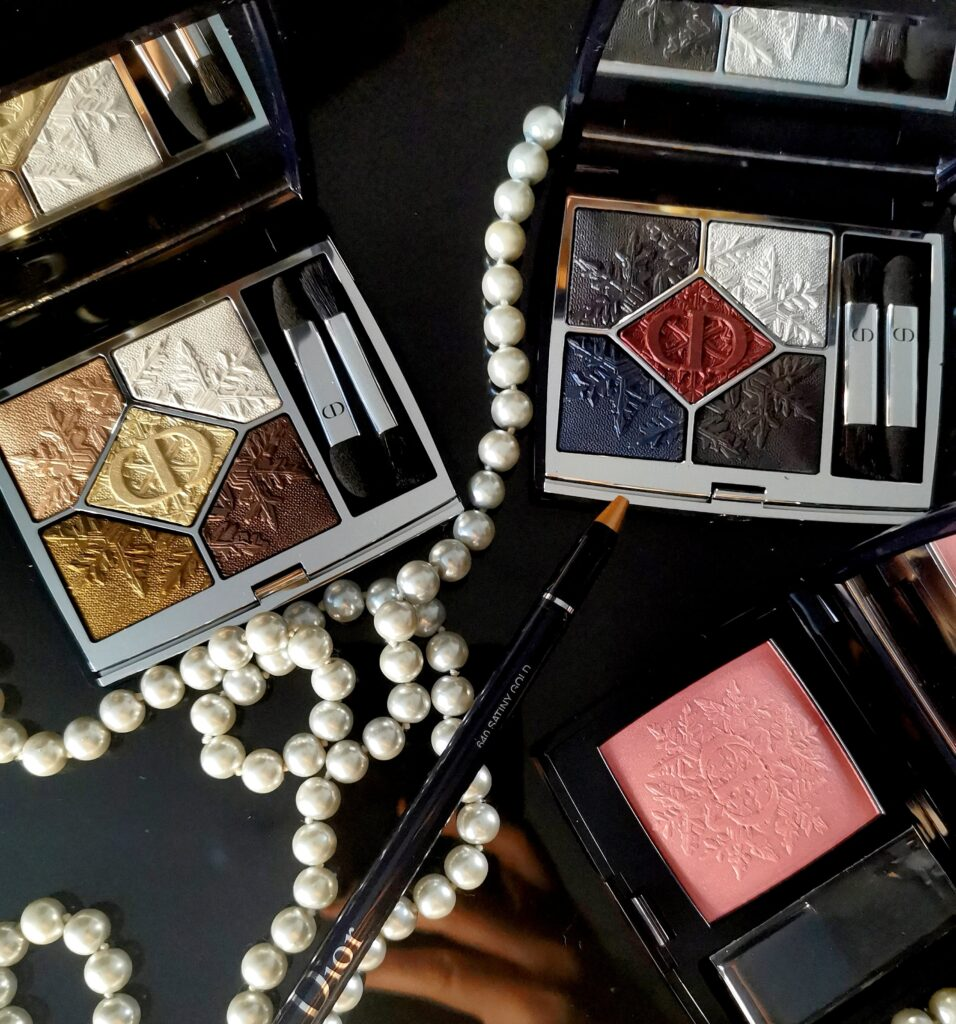 Dior Holiday 2020 Makeup