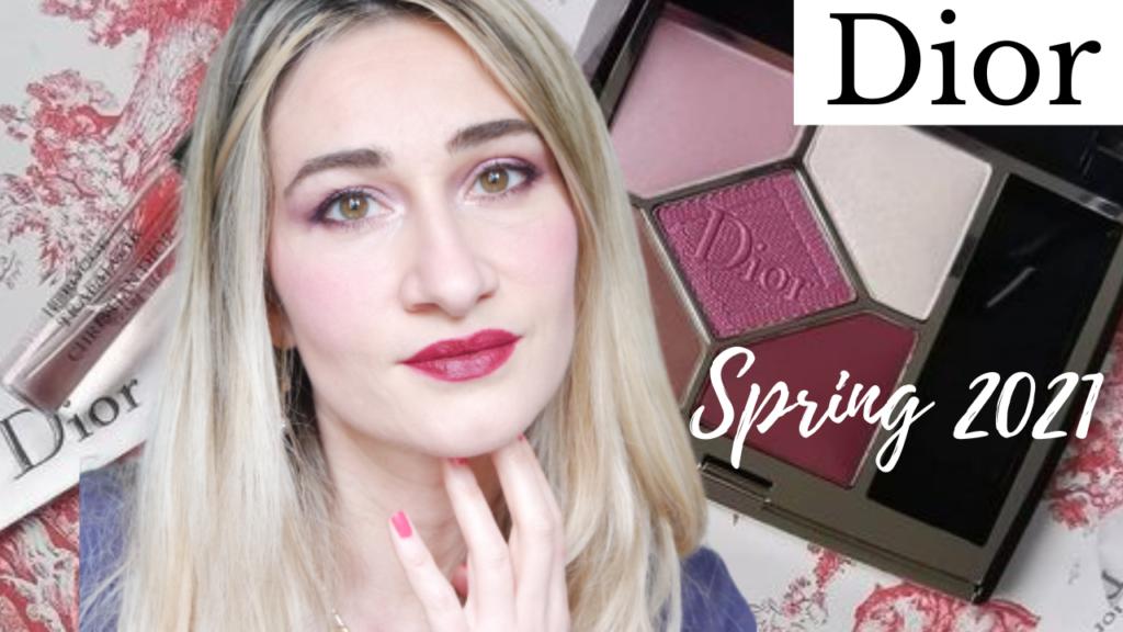 Dior Spring makeup 2021