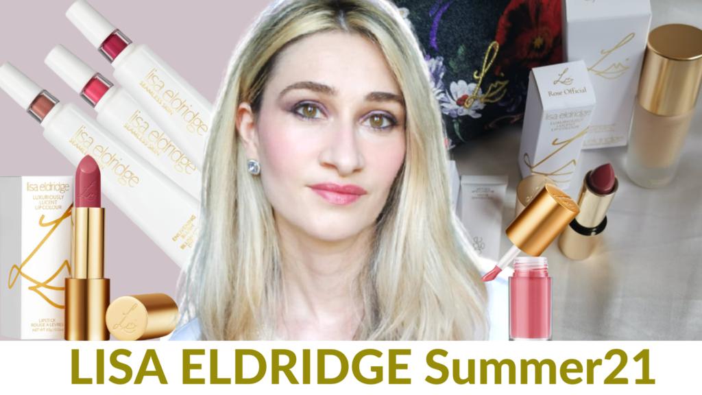Lisa Eldridge Summer Makeup