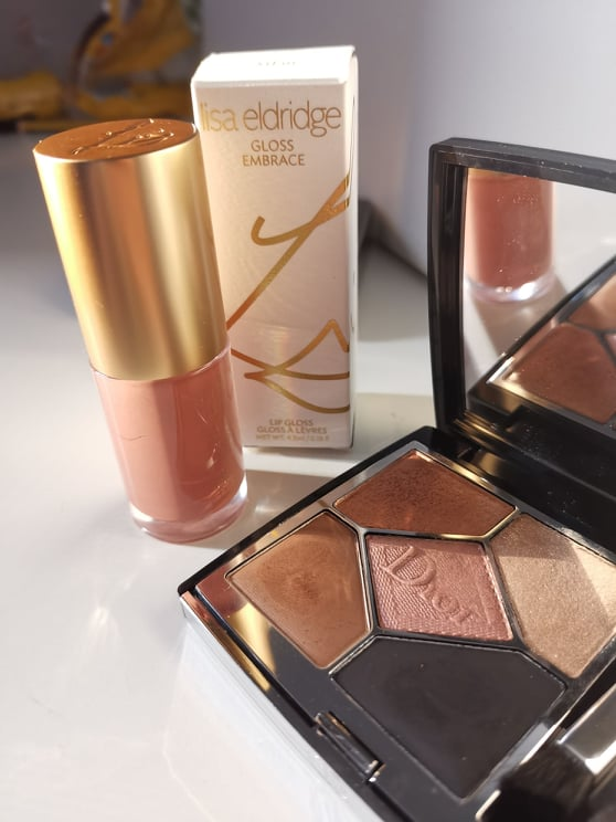 Dior Makeup Golden Day Palette