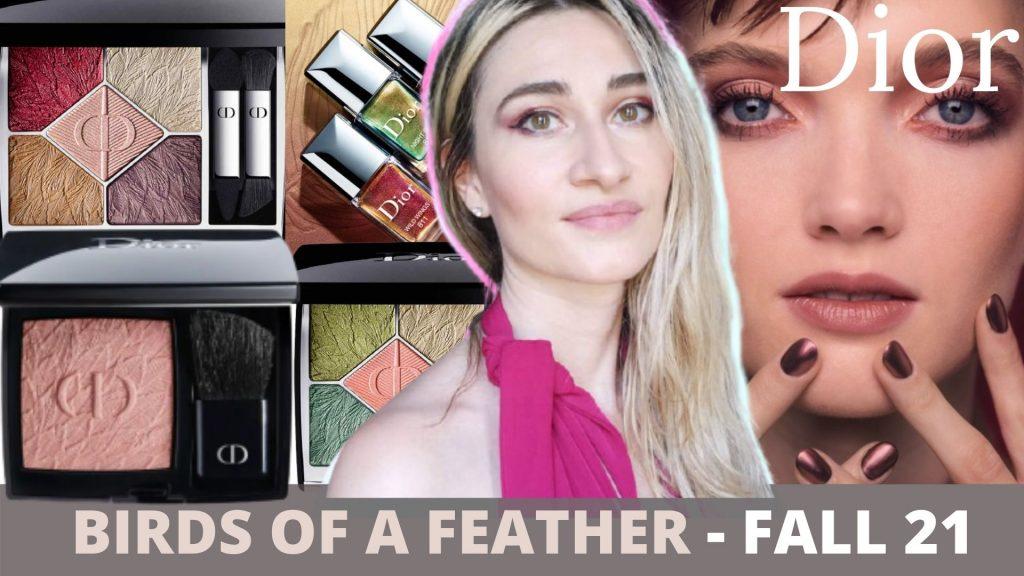 Dior Fall 2021 Makeup