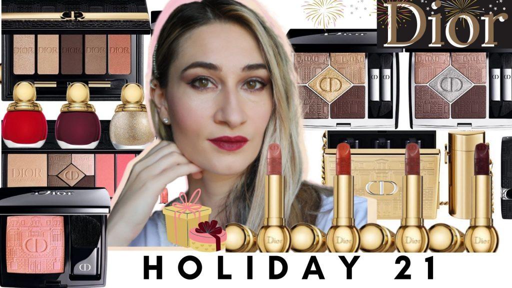 Dior makeup Holiday 2021